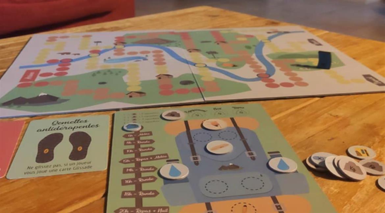 Randognon : un jeu de société sur le thème de la randonnée !